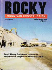 Rocky Mtn Construction Cover March 1996